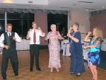 dancing at Frank and Tracys wedding