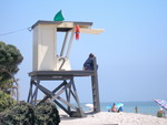 lifeguard Huntington Beach